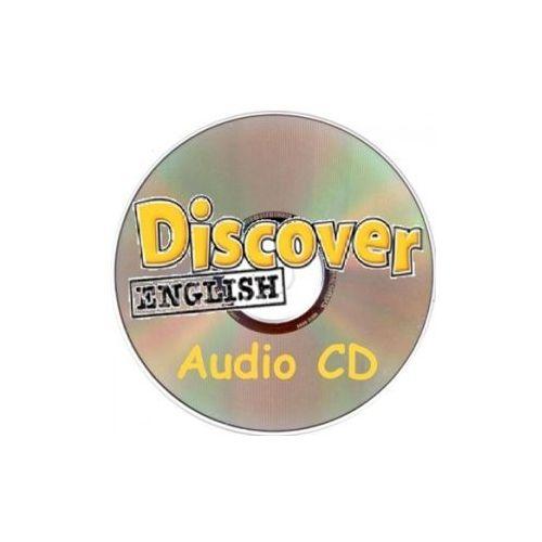 Discover English 2. CD do Podręcznika (Również do Wersji Wieloletniej), Mariola Bogucka