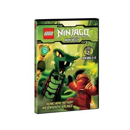 Galapagos films Lego ninjago. rok węży, część 2 7321997610021 (7321997610021)