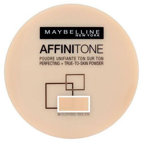 Maybelline affinitone puder 24 golden beige - 2213912- natychmiastowa wysyłka, ponad 4000 punktów odbioru! (3600530559015)