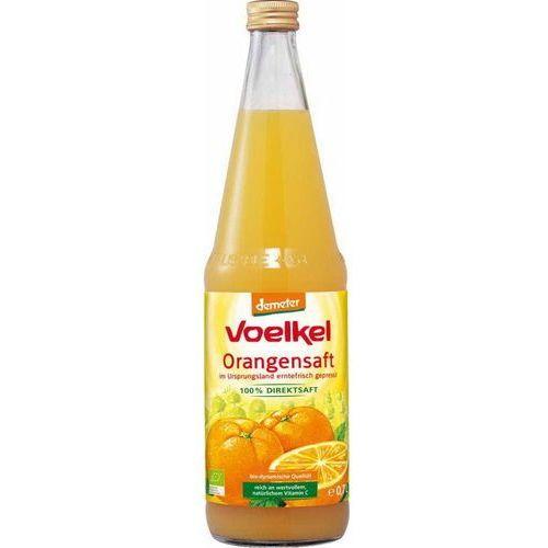 Sok pomarańczowy bio 700 ml - marki Voelkel
