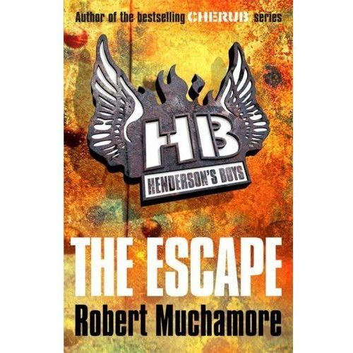 Henderson's Boys: The Escape (298 str.)