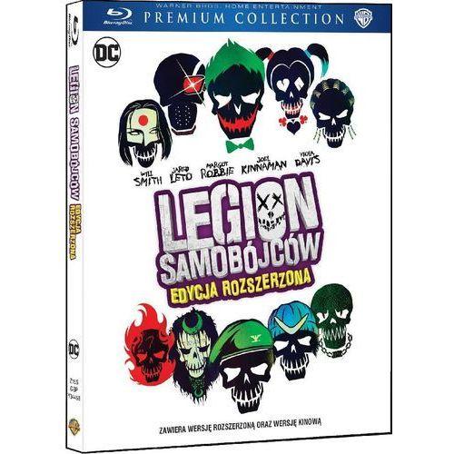 Legion samobójców Extended Cut Premium Collection (Blu-ray) - David Ayer DARMOWA DOSTAWA KIOSK RUCHU (7321912344567)