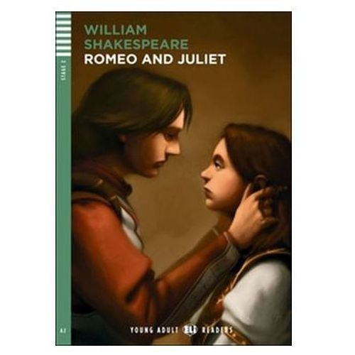 ELI Romeo and Juliet + CD (A2), William Shakespeare
