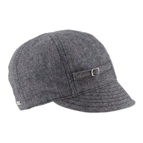Coal Kaszkiet the leila hat charcoal tweed rozmiar m