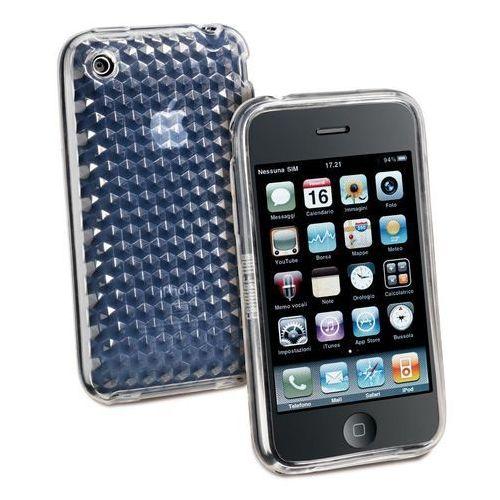 Cellular line etui hexagon do apple iphone 3g/3gs, białe (chexiphone3gt) darmowy odbiór w 21 miastach! (8018080119088)