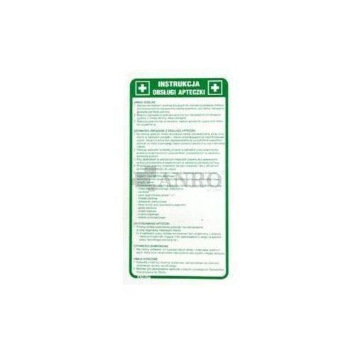 Instrukcja obsługi apteczki, IB010