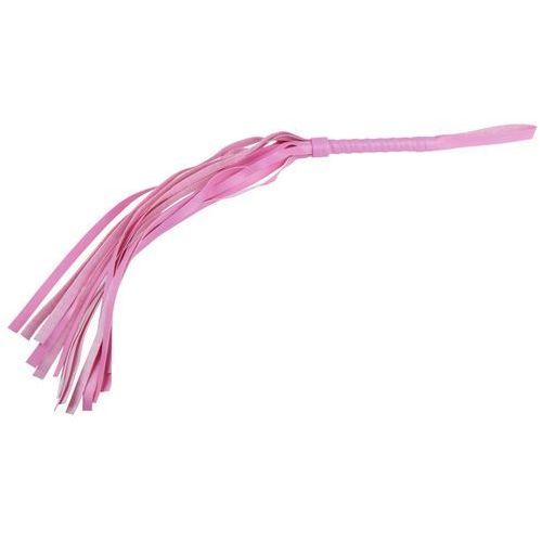 Bat pejcz bondage najwyższa jakość i wytrzymałość - różowy marki Leten