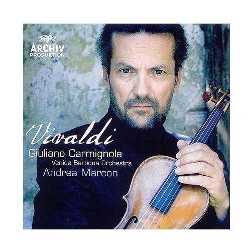 VIVALDI:VIOLIN CONCERTOS - Giuliano Carmignola (Płyta CD) (0028947760054)