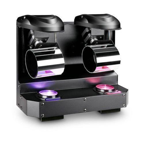 CAMEO NanoRoll 200 - Double LED Mini Barrel Scanner 10 W- powójny skaner baryłkowy