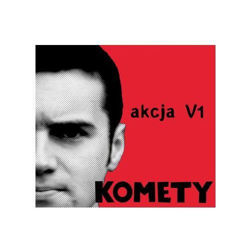 Akcja V1 [english Version] - Komety (Płyta CD)