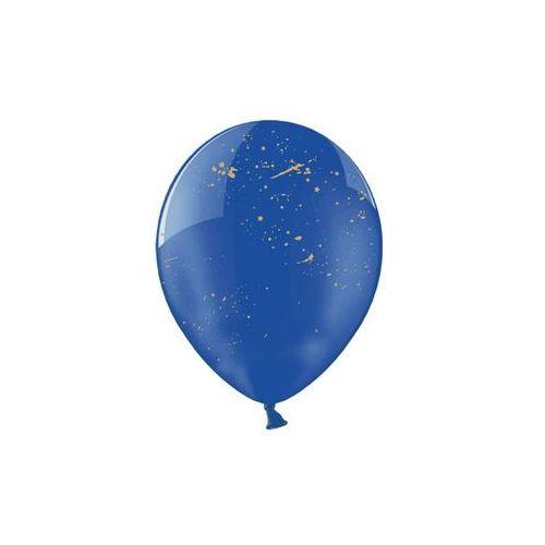 Balony lateksowe plamki - 30 cm - 50 szt. marki Party deco