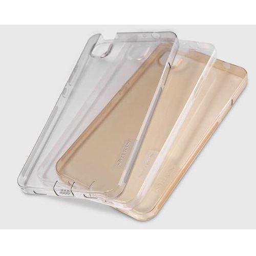 Etui Nillkin Nature TPU 0.6mm Huawei Honor 7 Złoty, kolor Etui