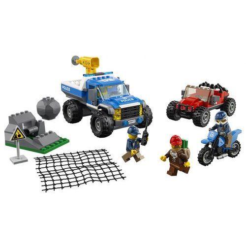 60172 POŚCIG GÓRSKĄ DROGĄ (Dirt Road Pursuit) KLOCKI LEGO CITY