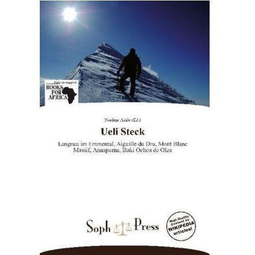 Ueli Steck (9786139313709)