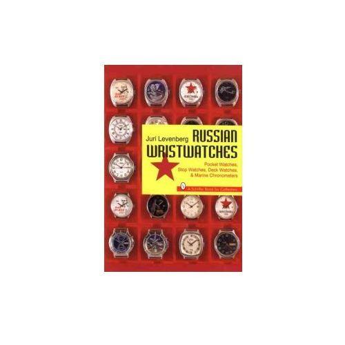 Russian Wristwatches, Pocket Watches, Stop Watches, on Board, Levenburg, Juri