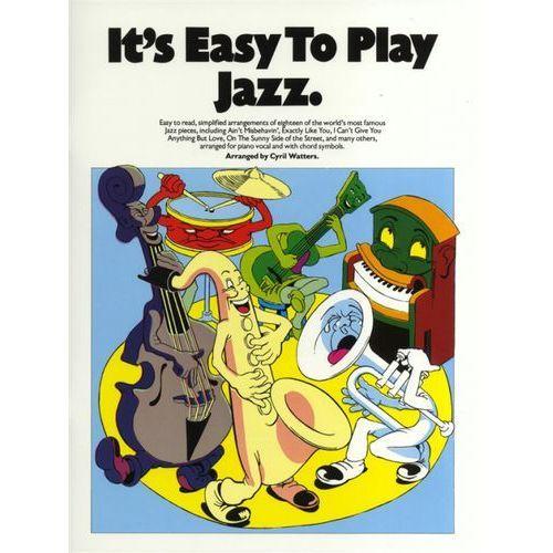 PWM Różni - It′s easy to play jazz (utwory na fortepian)