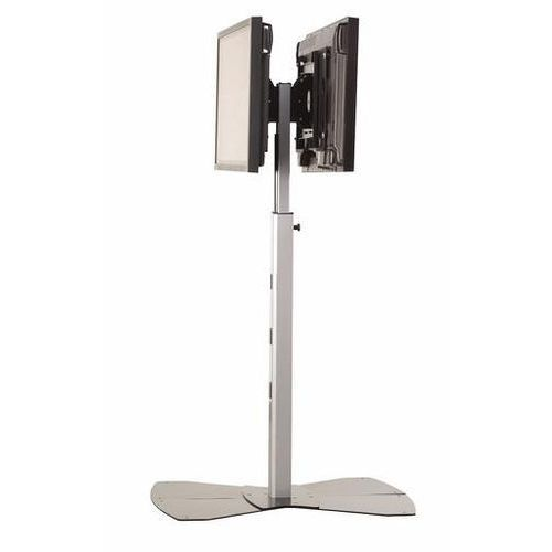 Dwumonitorowy stojak dla telewizorów LCD LED 32