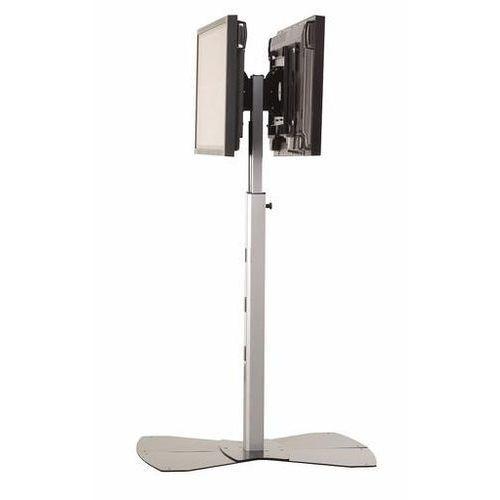 Produkt z kategorii- uchwyty i ramiona do tv - Dwumonitorowy stojak dla telewizorów LCD LED 32