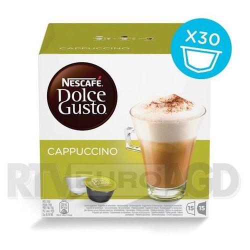 cappuccino 30 kapsułek marki Nescafe dolce gusto