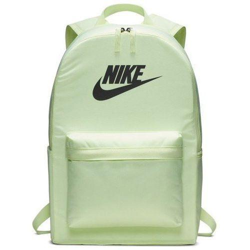 Nike Plecak szkolny heritage 2.0 zielony miejski sportowy ba5879-701