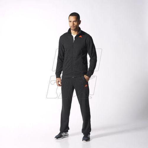 Dres adidas Tracksuit Cotton Jogger M S21579 - produkt z kategorii- dresy męskie komplety