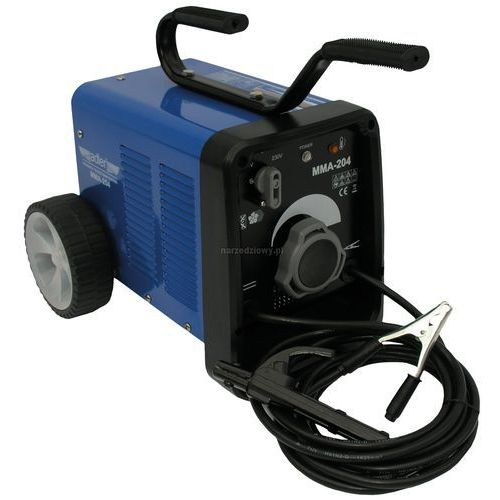 ADLER Spawarka elektrodowa MMA-204 (produkt wysyłamy w 24h) z kat.: pozostałe narzędzia spawalnicze