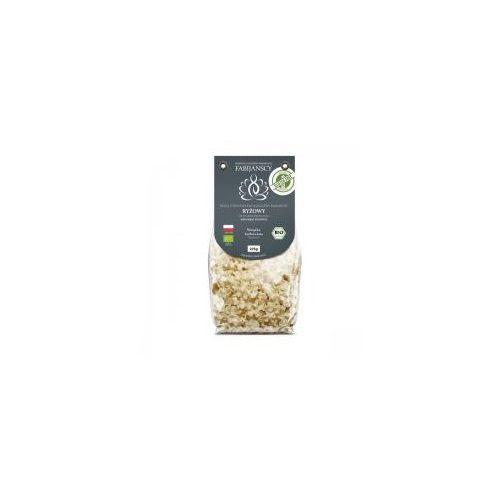 Makaron (z ryżu białego) wstążka karbowana reginette bezglutenowy BIO 225g