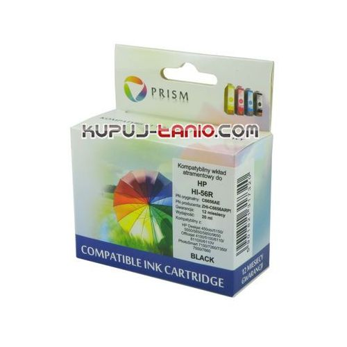 HP 56 (R, Prism) tusz do HP Officejet 6110, HP PSC 1315, HP PSC 1210, HP PSC 2210, HP PSC 1215, HP PSC 1310 (6959080031597)