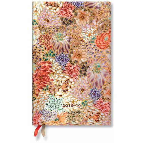 Paperblanks Kalendarz 2018/2019 kikka maxi vertical (9781439745700)