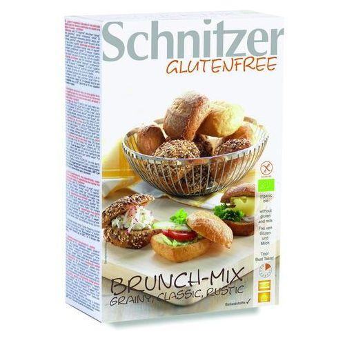 Bułeczki kukurydziane mix bezglutenowe BIO 200 g Schnitzer (4022993045901)