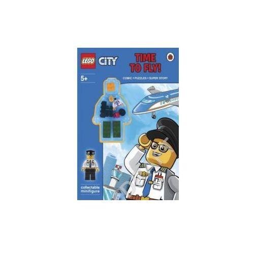 LEGO City: Airborne Adventures, pozycja z kategorii Literatura obcojęzyczna
