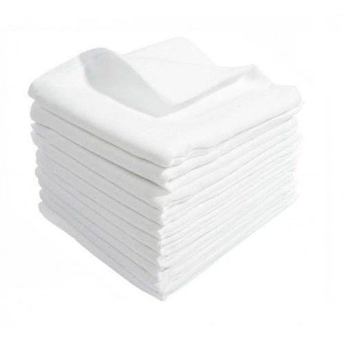 Ega Pieluszki tetrowe białe lux opk - 3szt.