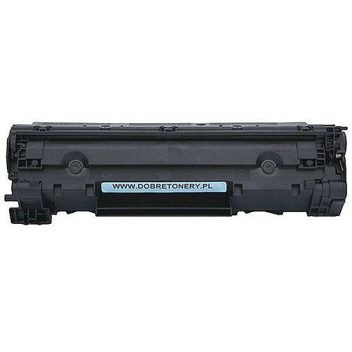 Toner zamiennik dt36a do hp laserjet p1505 m1120 m1522, pasuje zamiast hp cb436a, 2000 stron marki Dobretonery.pl