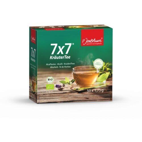 Jentschura herbata7x7 50 saszetek bio (4260196682541)