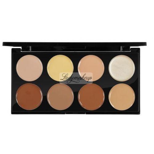 Makeup revolution london ultra cream contour palette zestaw kosmetyków 13 g dla kobiet (5029066072283)