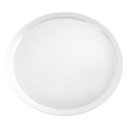 Półmisek okrągły z melaminy o średnicy 510 mm, biały | APS, Pure