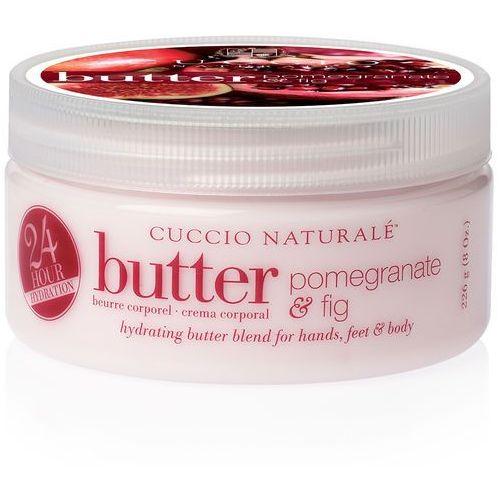 masło do ciała z wyciągiem z owoców granatu i fig 240ml marki Cuccio