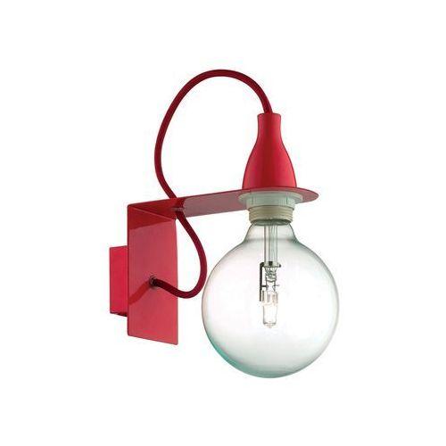Minimal AP1 45221 kinkiet czerwony 1x70w E27 Ideal Luxl (8021696045221)