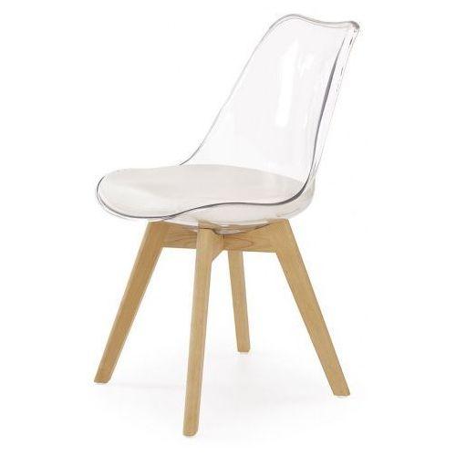 Przezroczyste krzesło Edwin