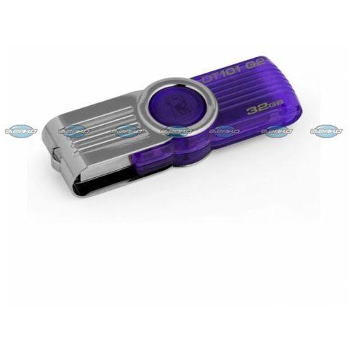 Kingston pamięć USB DataTraveler 101 GEN2 32GB USB 2.0 Purple - sprawdź w wybranym sklepie