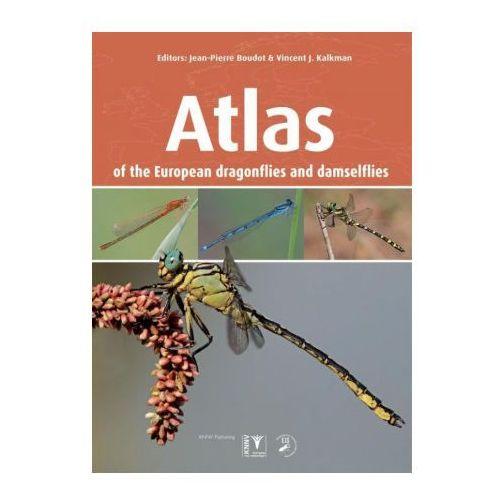 Atlas of the European Dragonflies and Damselflies (9789050114806)