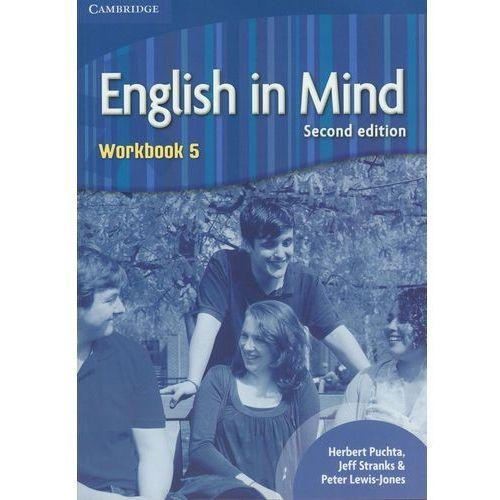 English In Mind 5 Workbook (9780521184571)