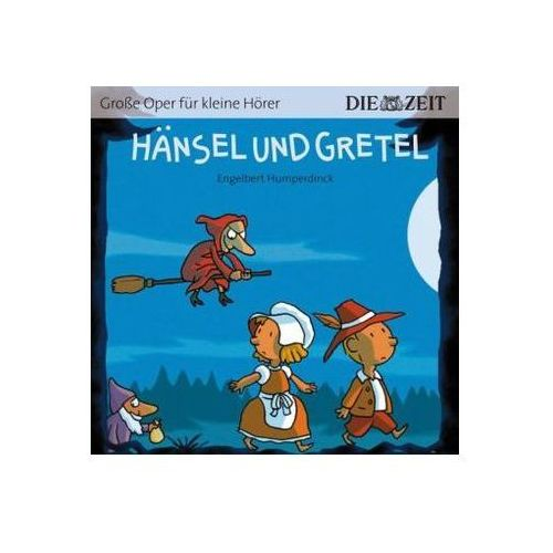 Hänsel und gretel, 1 audio-cd marki Humperdinck, engelbert