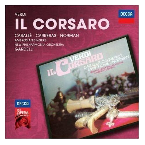 Lamberto gardelli - verdi il corsaro (decca opera) marki Universal music / decca