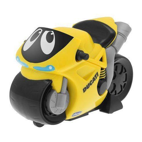 Motor turbo touch ducati żółty, marki Chicco