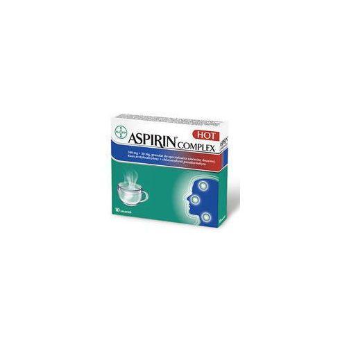 ASPIRIN COMPLEX HOT x 10 saszetek