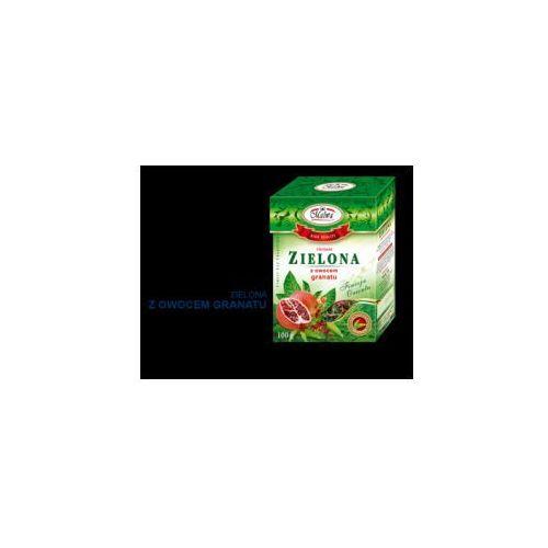 Malwa Herbata zielona z granatem 100 g (5902781001878)