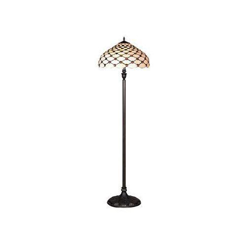 Prezent Lampa podłogowa tiffany 76 2xe27/60w (8586007088682)