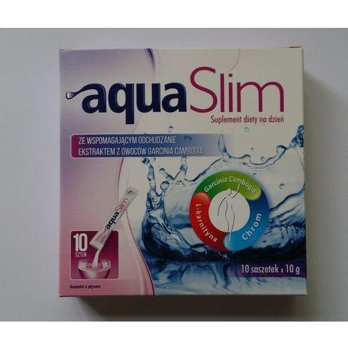 Aqua Slim - roztwór Tabletkina odchudzanie