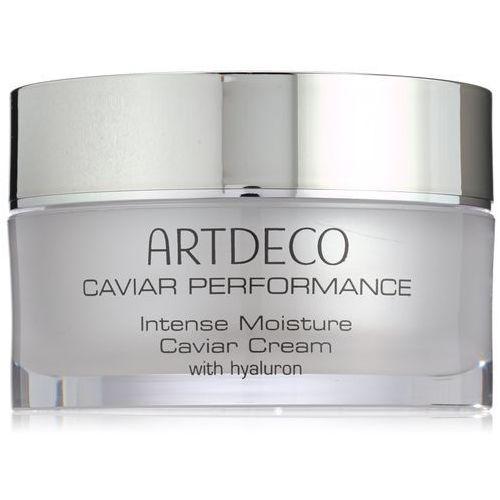 Artdeco Caviar Performance, luksusowy kawiorowy krem do twarzy z kwasem hialuronowym, 50ml, 4019674068182